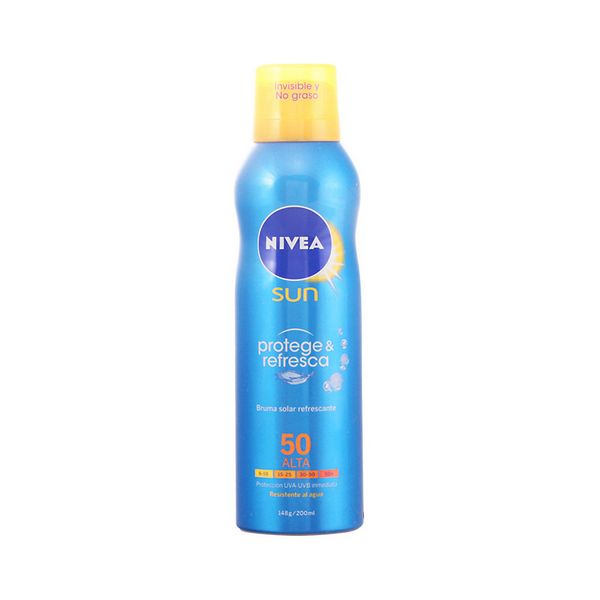 Spray do Opalania Spf 50 Nivea 1083