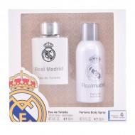 Souprava spánským parfémem Real Madrid Sporting Brands (2 pcs)