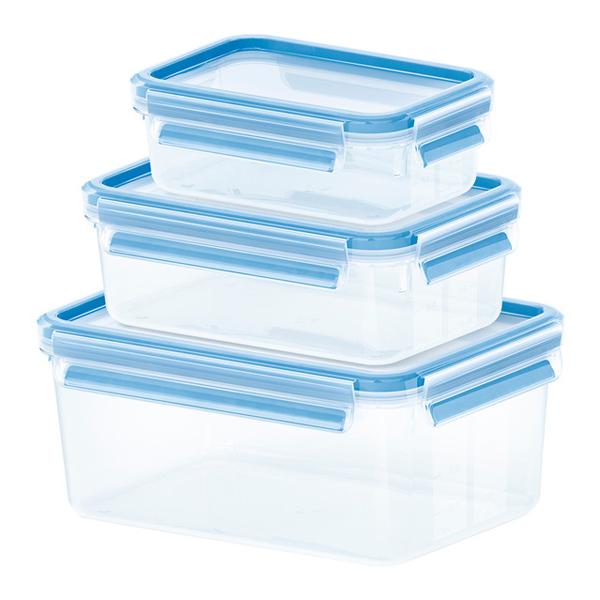 Set of lunch boxes Emsa 508566 (3 pcs)