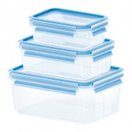 Set of lunch boxes Emsa 508566 (3 pcs)