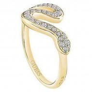 Dámský prsten Guess UBR72508-54 (17,19 mm)
