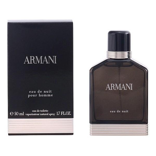 Men's Perfume Armani Homme Eau De Nuit Armani EDT - 100 ml