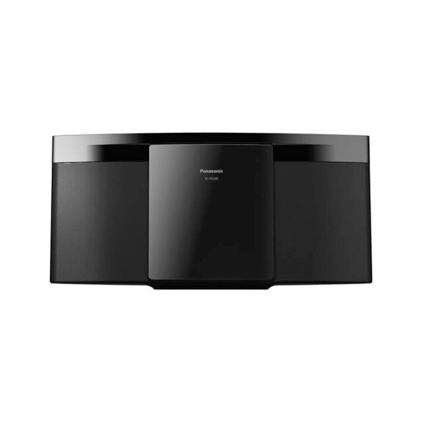 Mini Hi-Fi systémy Panasonic SCHC200EGK HiFi Bluetooth 20W Černý