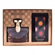 Souprava sdámským parfémem Splendida Rose Bvlgari (2 pcs)