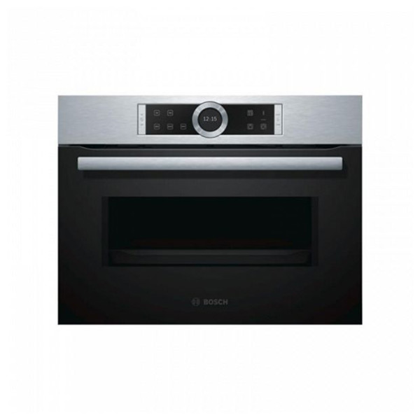 Built-in microwave BOSCH CFA634GS1 36 L 900W Nerezová ocel
