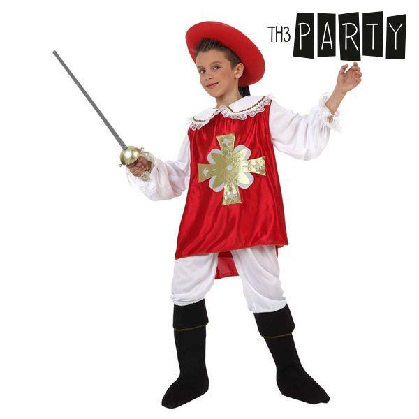 Kostým pro děti Th3 Party Mušketýr - 7–9 roků
