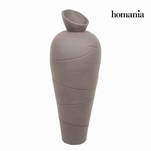 Wazon Brązowy - Ellegance Kolekcja by Homania