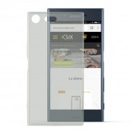 Pouzdro na mobily Sony Xperia Xz Premium Flex TPU Ultratenký Transparentní