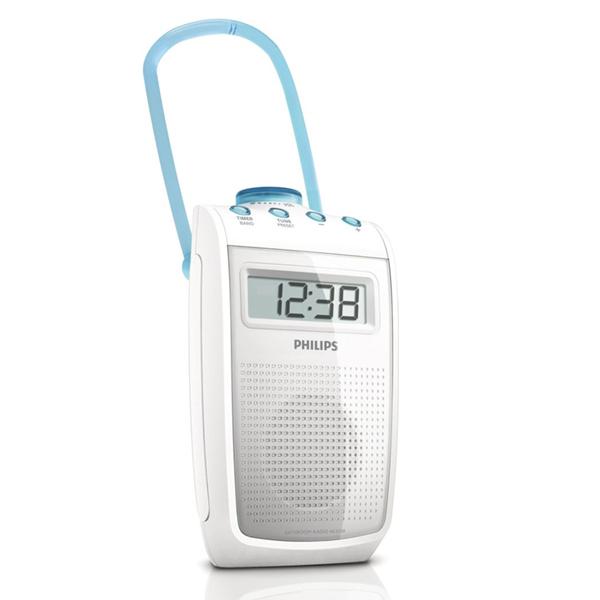 Radio Tranzystorowe Philips 223140 LCD FM 300 mW