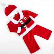 Dětský kostým Santa Clause pro chlapce