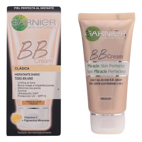 Make-up Effect Hydrating Cream Skin Naturals Bb Cream Garnier 16382