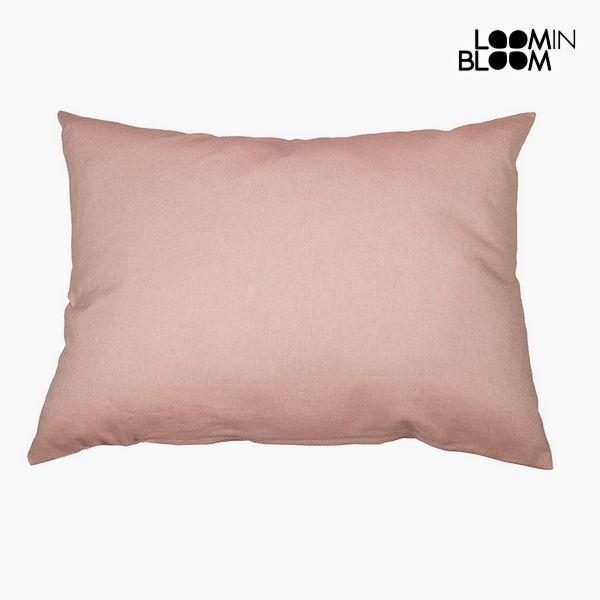 Polštářek Bavlna a polyester Růžový (50 x 70 x 10 cm) by Loom In Bloom