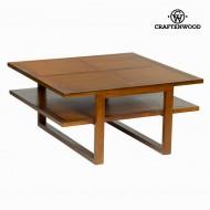 Dřevěný obdélníkový kávový stolek - Chocolate Kolekce by Craftenwood