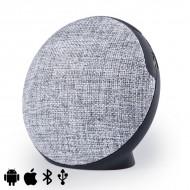 Prenosný reproduktor s Bluetooth 3W iOS Android 145767 - Čierna