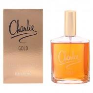 Perfumy Damskie Charlie Gold Revlon EDT - 100 ml