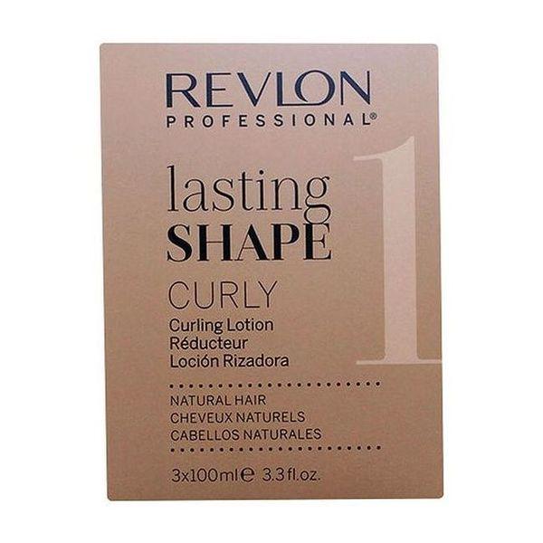 Elastyczny Utrwalacz do Włosów Lasting Shape Revlon