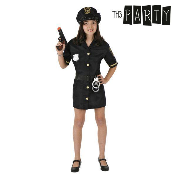 Kostým pro děti Th3 Party Policajt - 7–9 roků