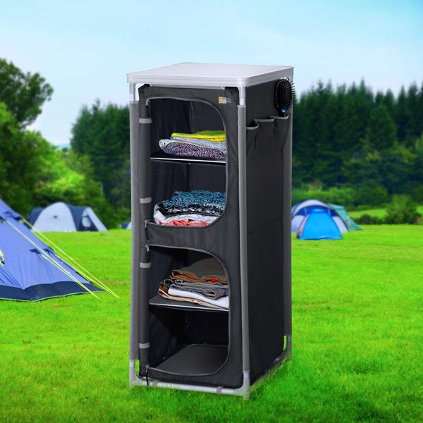 Szafa Kempingowa Campart Travel CU0720