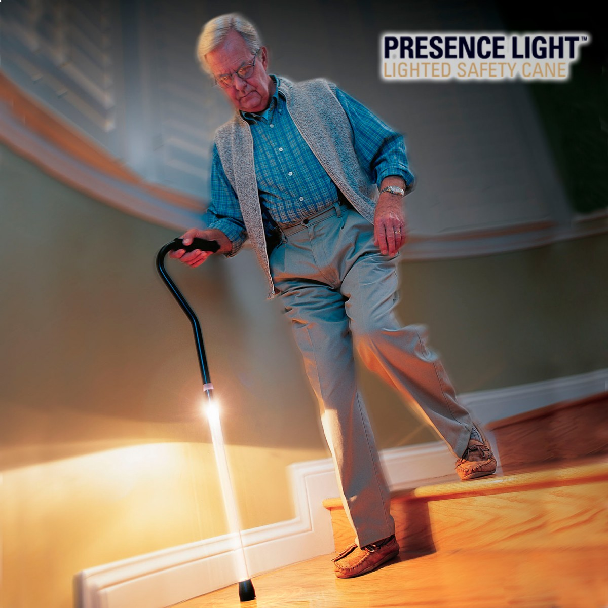 Presence Light Svítící Hůl