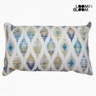Poduszka Niebieski (30 x 50 cm) - Jungle Kolekcja by Loom In Bloom