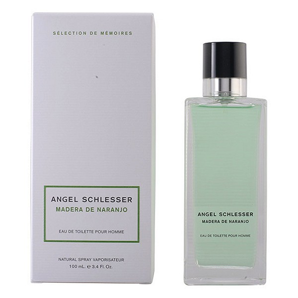 Men's Perfume Madera Naranjo Homme Angel Schlesser EDT - 100 ml