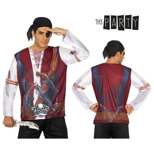 Tričko pro dospělé Th3 Party 7659 Pirát
