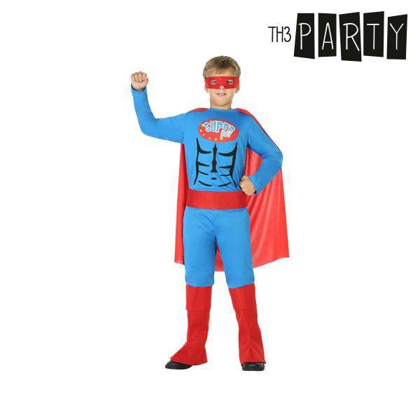 Kostium dla Dzieci Th3 Party Superbohater - 3-4 lata