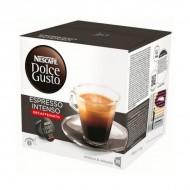 Kávové kapsle s pouzdrem Nescafé Dolce Gusto 60924 Espresso Intenso Decaffeinato (16 uds)