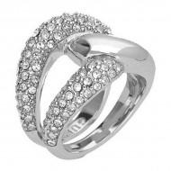 Dámský prsten Guess UBR72504-54 (17,19 mm)