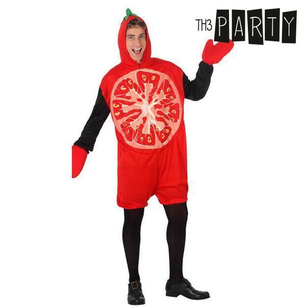 Kostium dla Dorosłych Th3 Party 5664 Pomidor