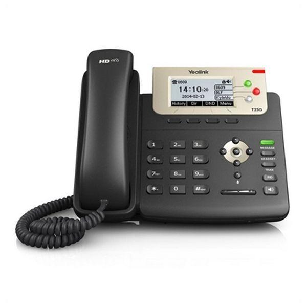 Telefon IP YEALINK T23G SIP PoE