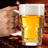 Kufel do Piwa Czaszka