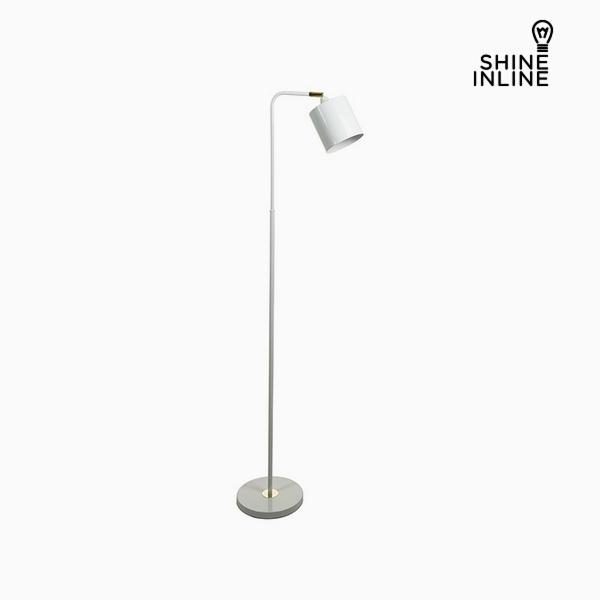 Stojací lampa Bílý Hliník (29 x 29 x 144 cm) by Shine Inline