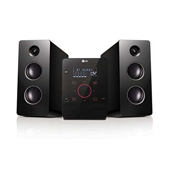 Hi-Fi LG CM2760 Bluetooth 160W Černý