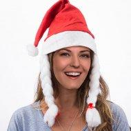 Čepice Santa Clause dámská