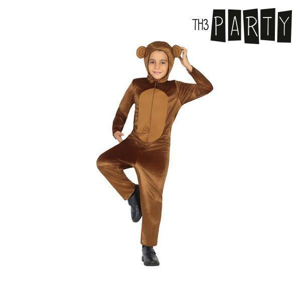 Kostium dla Dzieci Th3 Party Małpa - 5-6 lat