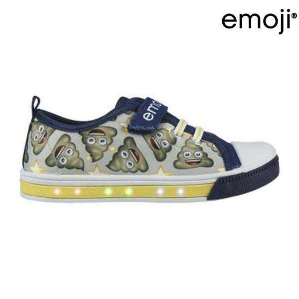 Buty sportowe Casual z LED Emoji 3922 (rozmiar 26)