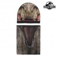 Čiapka a nákrčník Jurassic Park 00863