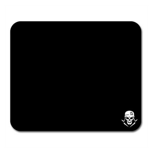 Podkładka pod Myszkę Gaming Skullkiller GMPN1 25 x 21 x 0,3 cm Czarny