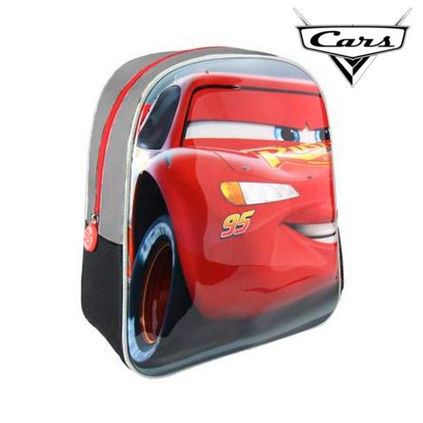 Školní batoh 3D Cars 8102