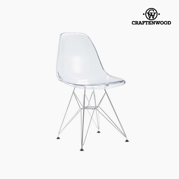 Krzesło Przezroczysty Poliwęglany (54 x 47 x 81 cm) by Craftenwood