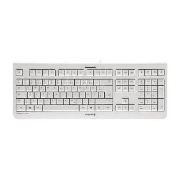 Klávesnice Cherry JK-0800ES-0 Bílý