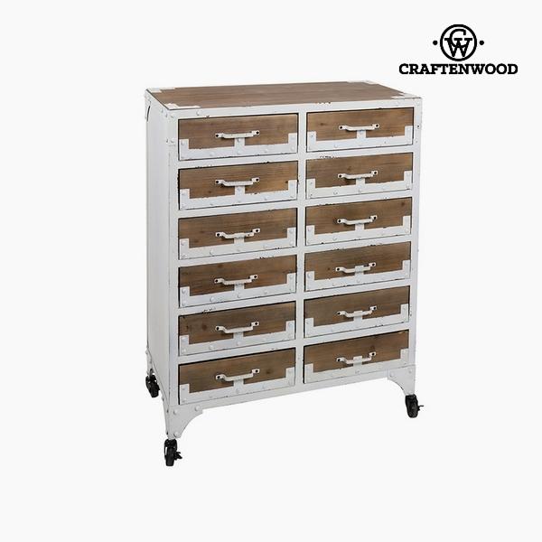 Prádelník Jedlové dřevo (82 x 44 x 98 cm) by Craftenwood