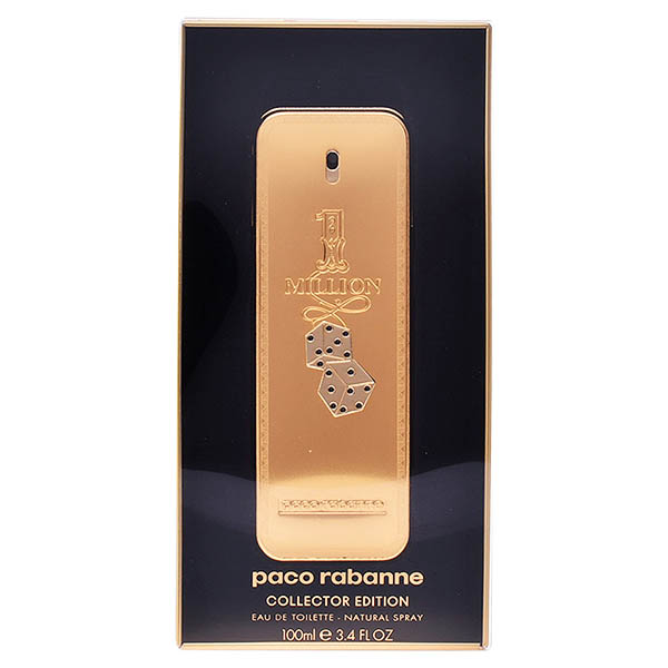 Perfumy Męskie 1 Million Monopoly Collector Edt Paco Rabanne EDT - 100 ml