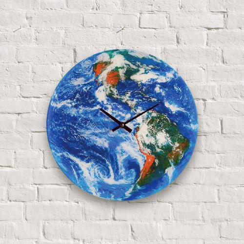 Zegar Ścienny Meteosat