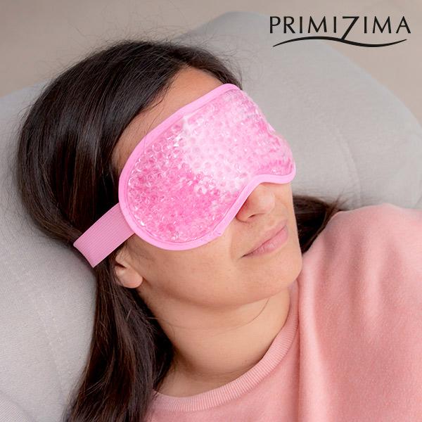 Relaxační Maska na Oči Gelové Perličky Primizima