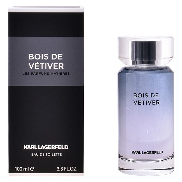Men's Perfume Bois De Vétiver Lagerfeld EDT - 100 ml