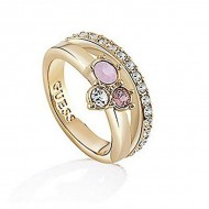 Dámský prsten Guess UBR61014-56 (17,83 mm)