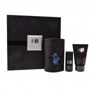 Souprava spánským parfémem A*men Rubber Thierry Mugler (3 pcs)