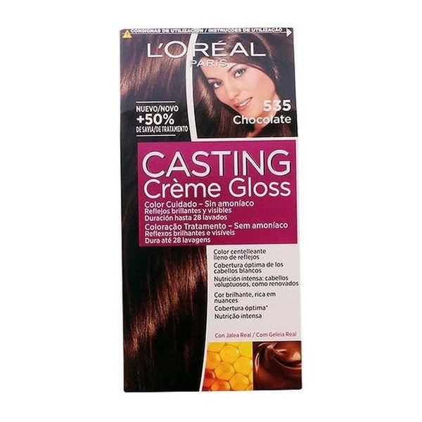 Barva bez amoniaku Casting Creme Gloss L'Oreal Expert Professionnel Čokoláda